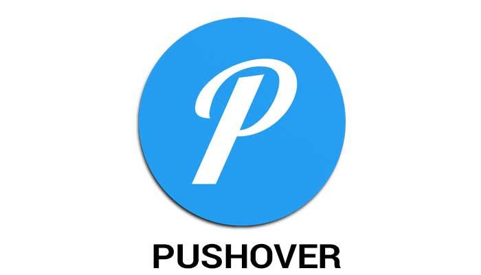 pushpover app