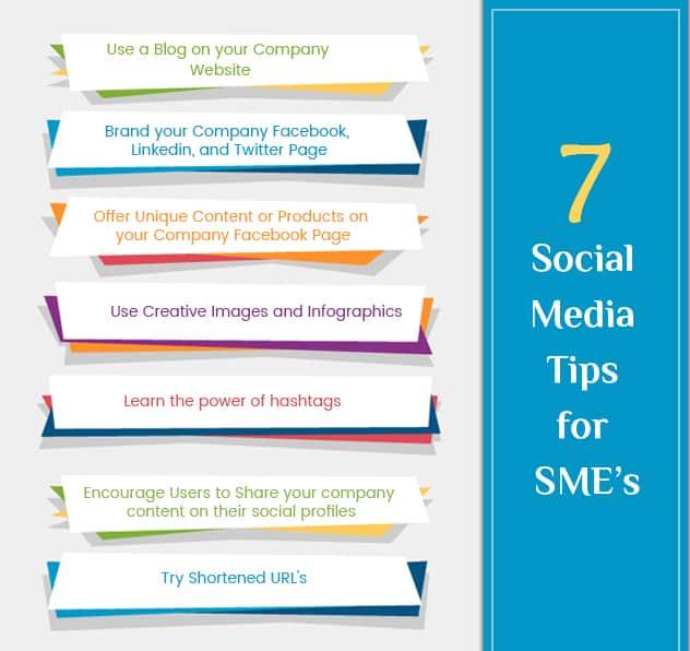 7 Social Media Tips