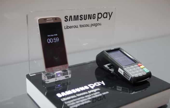 Samsung Pay NFC Payment App