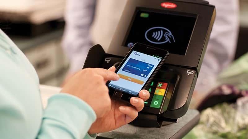 Visa Paywave NFC Payment App
